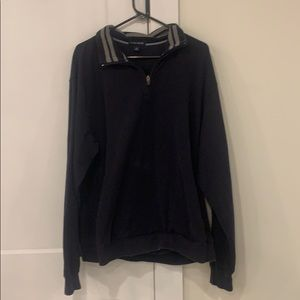 Black Lands End sweater